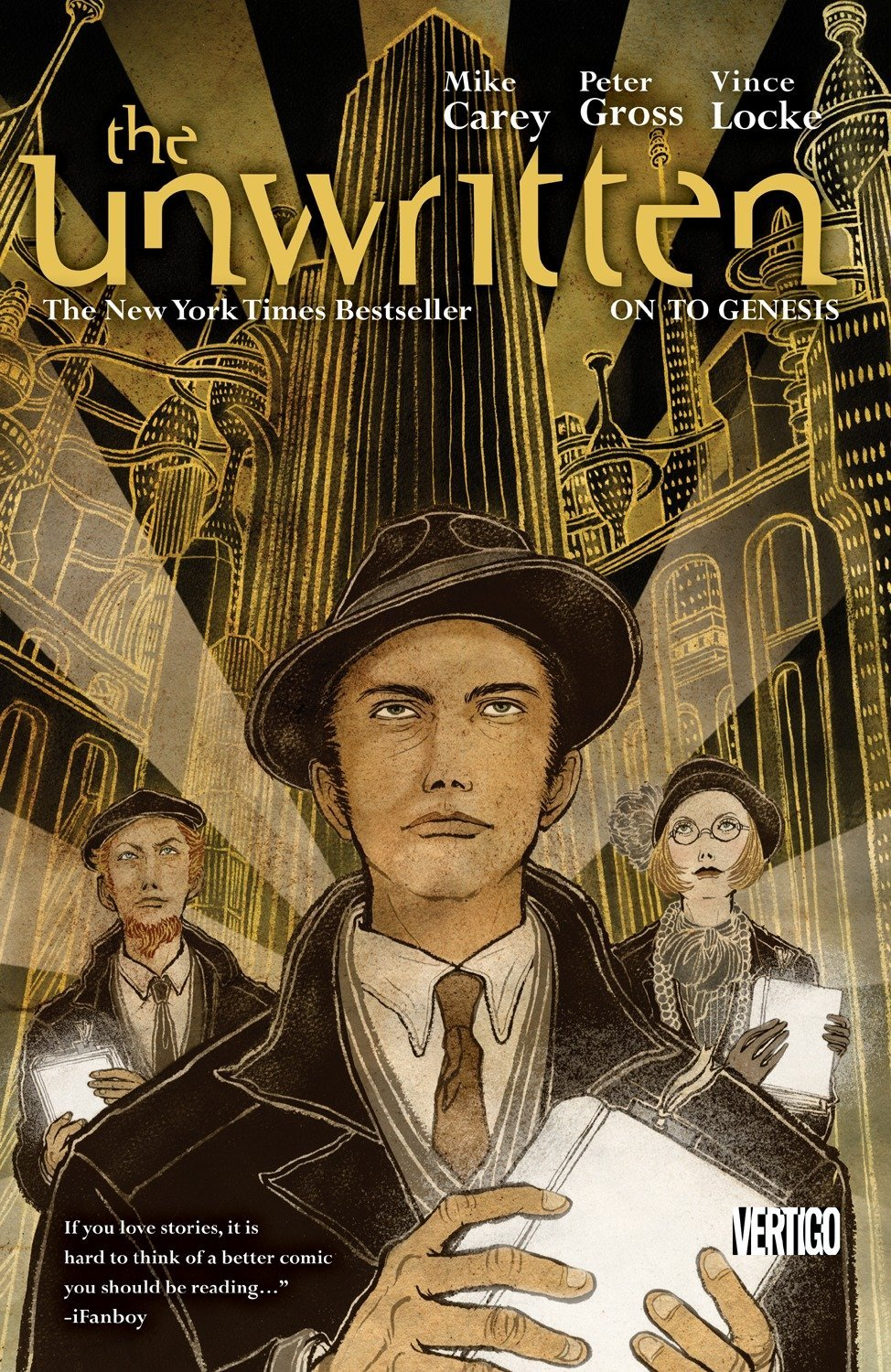 Read Online The Unwritten Vol. 5: On to Genesis pdf epub