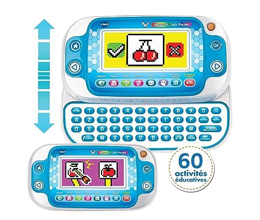 vtech genius xl color pocket blu amazoncouk toys games - Genius Xl Color