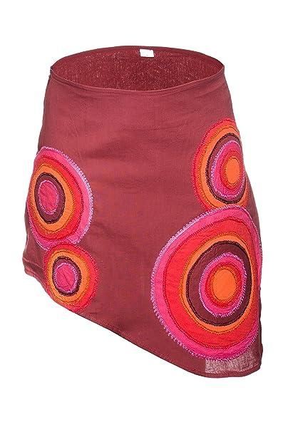 Falda de verano con colores alegres - muchos tallas y diseños diferentes   Amazon.es  Ropa y accesorios 34951dea4904