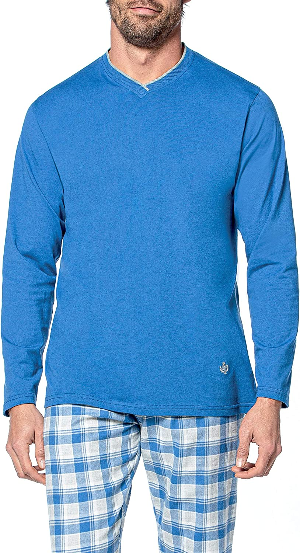 Guasch - Pijama mixto azul XL: Amazon.es: Ropa y accesorios