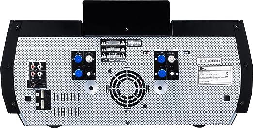 Controladores DJ Negro iPod, 42,3 cm, 25,5 cm, 52 cm LG X-Boom Pro Rojo