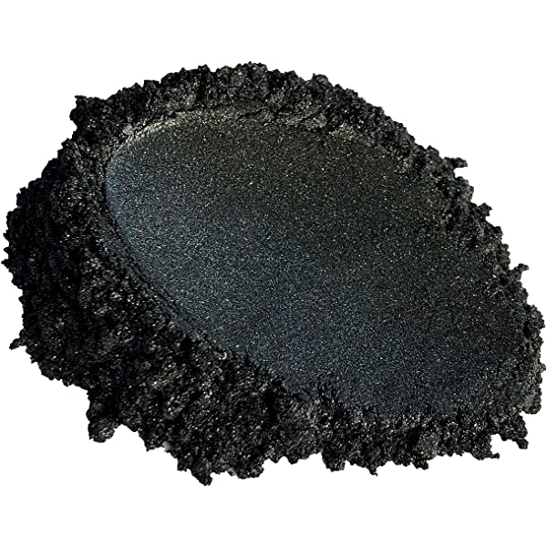 126g//4.5ozDiamond Battleship Grey Mica Powder Pigment Black Diamond Pigments Epoxy,Paint,Color,Art