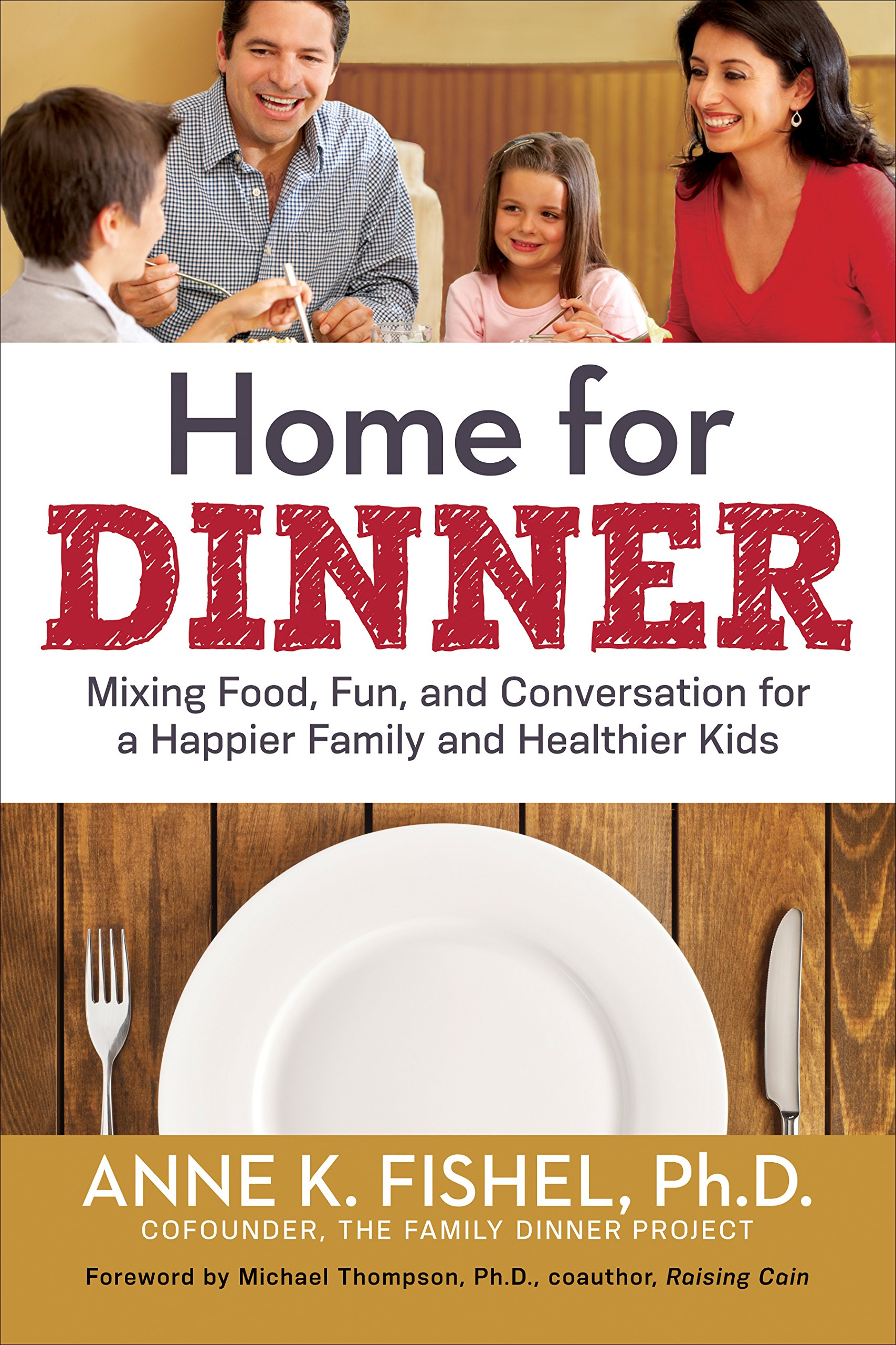 Home Dinner Conversation Happier Healthier product image
