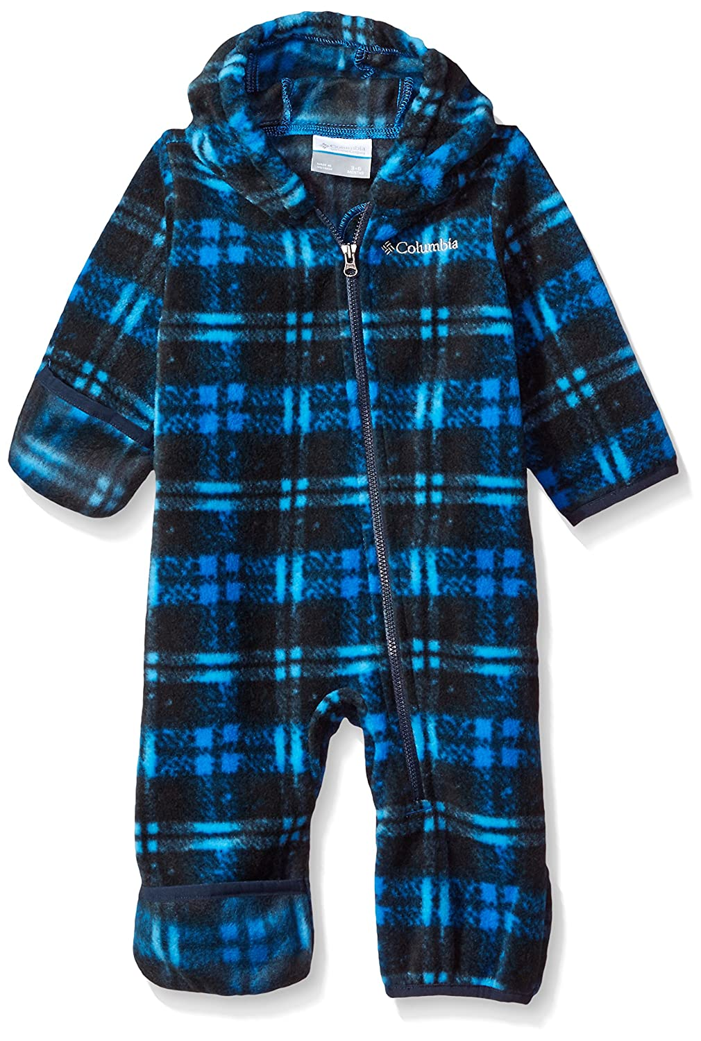 55eb0b3d8 Amazon.com: Columbia Kids Unisex Snowtop II Bunting (Infant): Infant And Toddler  Snowsuits: Clothing