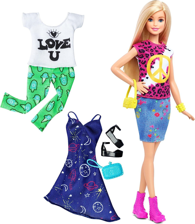 Barbie Accessories Lot Fashion School Pack Fashionista