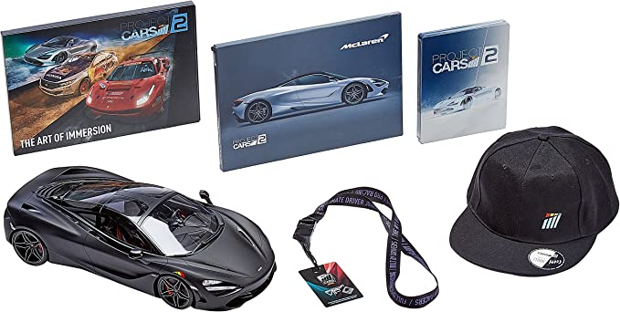 Project CARS 2 - Ultra Collectors Edition (exkl. bei Amazon.de ...