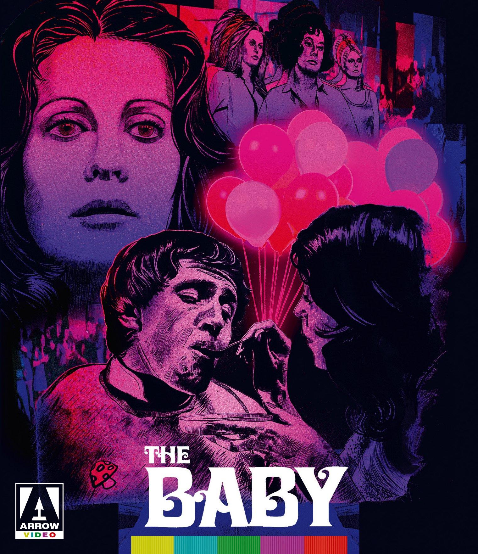 Blu-ray : The Baby (Blu-ray)