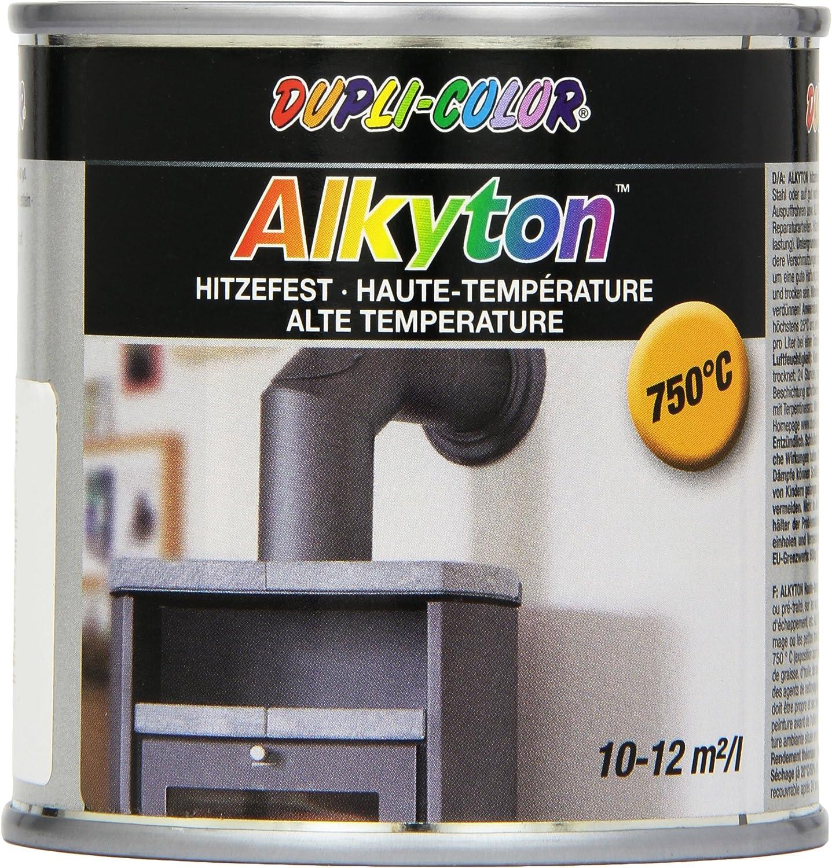 Dupli Color 344497 Schwarz Alkyton Hitzefest 250 Ml Auto