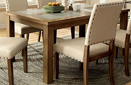 Amazoncom Furniture Of America Idf 3531t Lucena Transitional