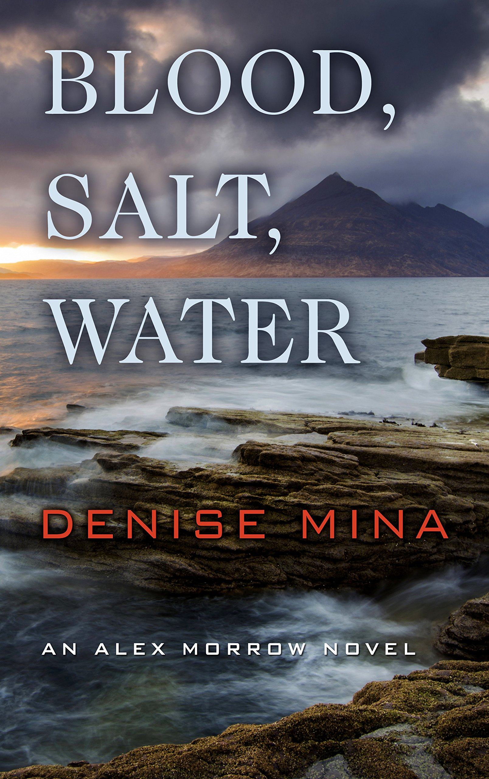 Download Blood, Salt, Water (An Alex Morrow Novel) pdf epub