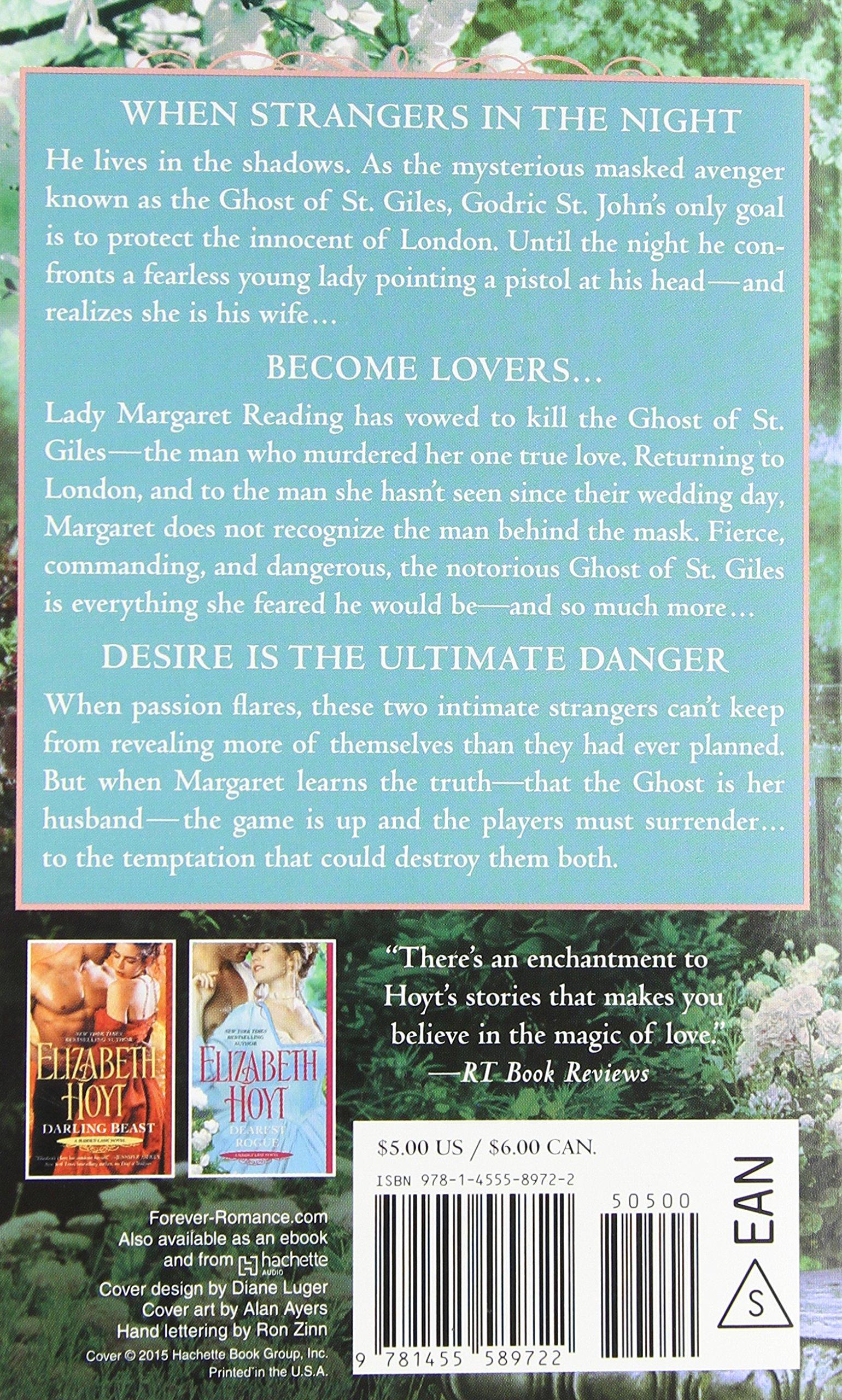 Lord Of Darkness (maiden Lane): Elizabeth Hoyt: 9781455589722: Amazon:  Books