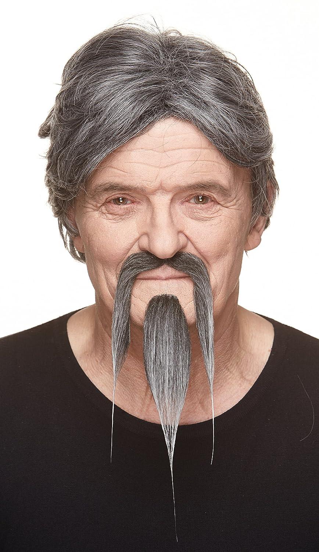 Mustaches Baffi autoadesivi Barba Finta Shaolin e Finta Barba novit/à