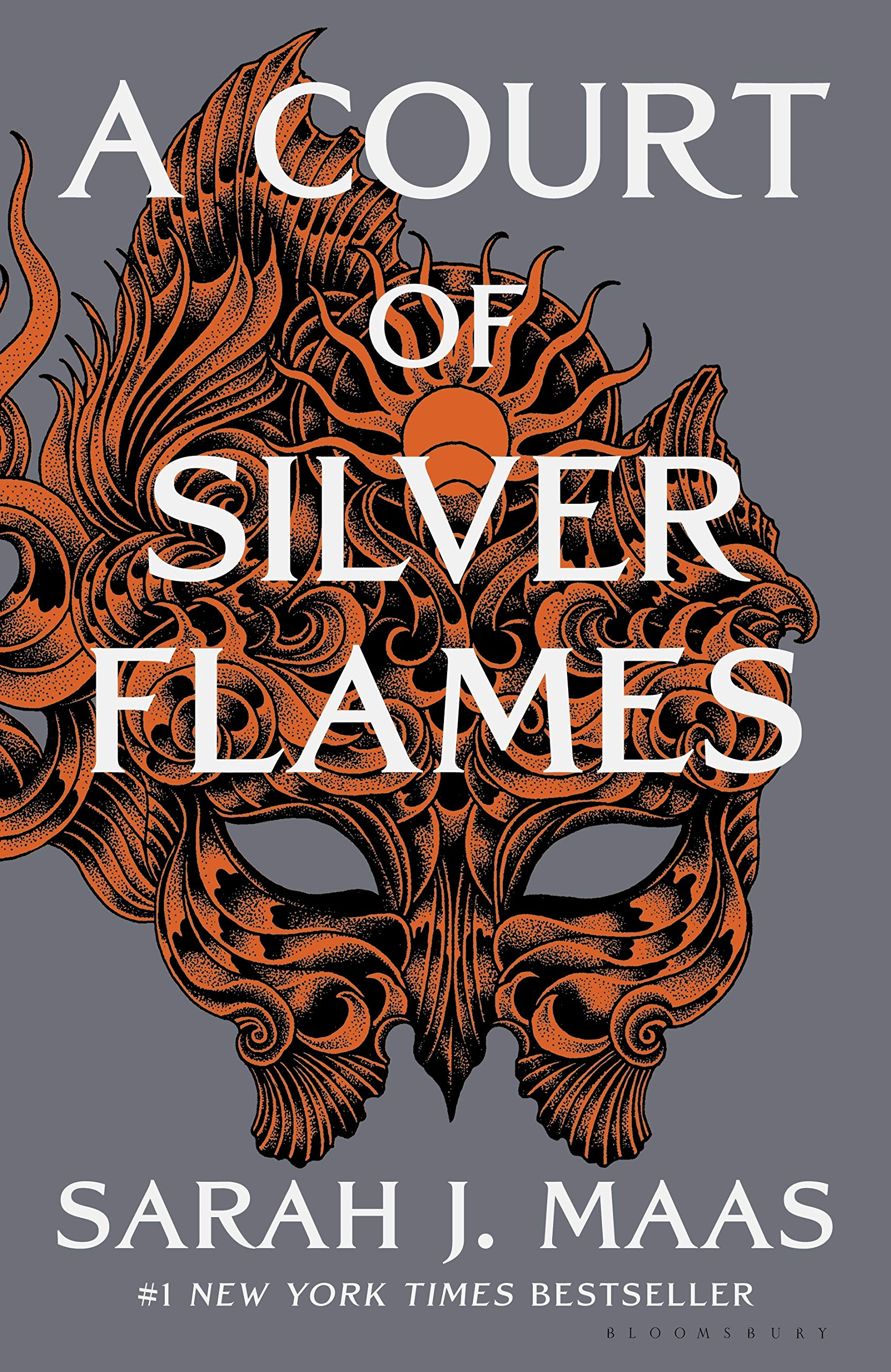 A Court of Silver Flames (A Court of Thorns and Roses, 5): Maas, Sarah J.:  9781681196282: Amazon.com: Books