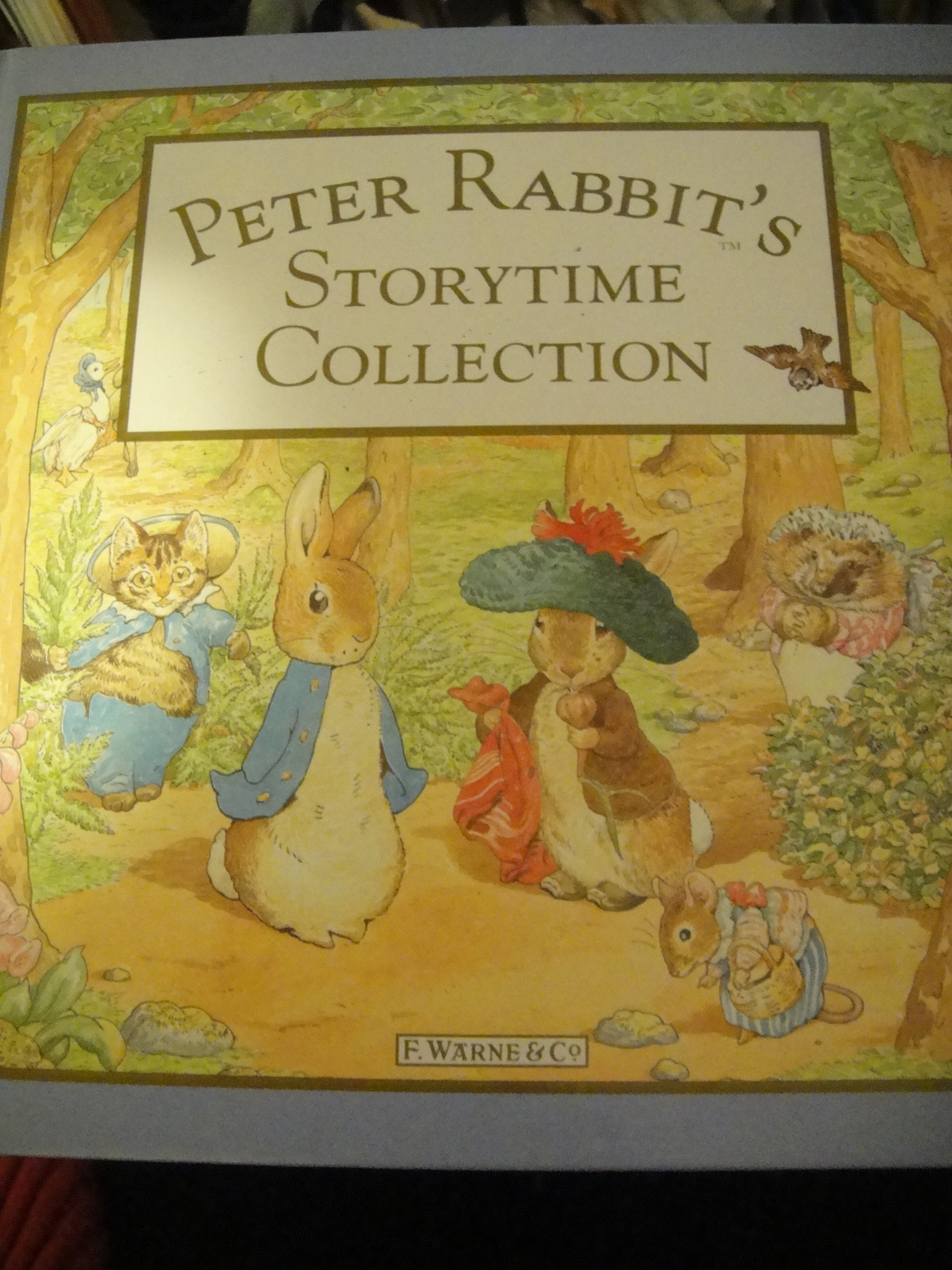 Peter Rabbit's Storytime Collection ebook