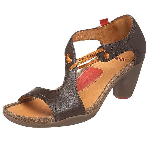 Cuero Talla Color Camper Zapatos 21177 39 Para Mujer De Marrón UWxUHt8wqY