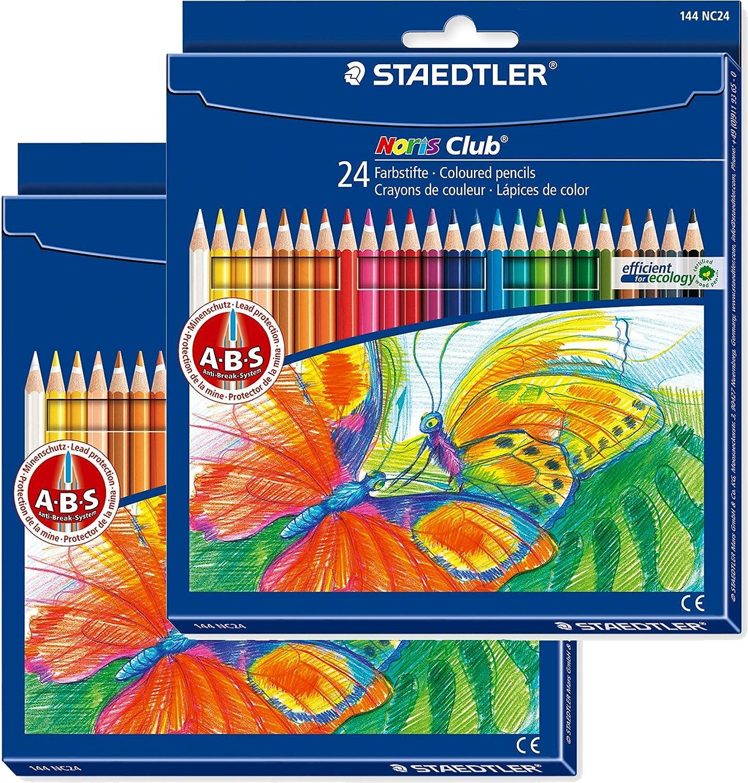 Staedtler 144 10NC24 Matita Colorata
