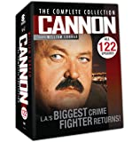 Cannon//The Complete Collection/5 Seasons ,122 Episodes