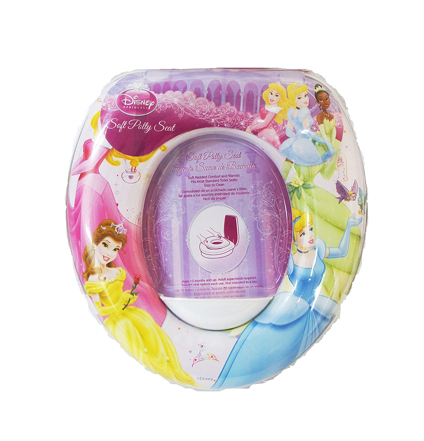 Princesses Soft Potty Seat Regent Baby Products Disney P8920