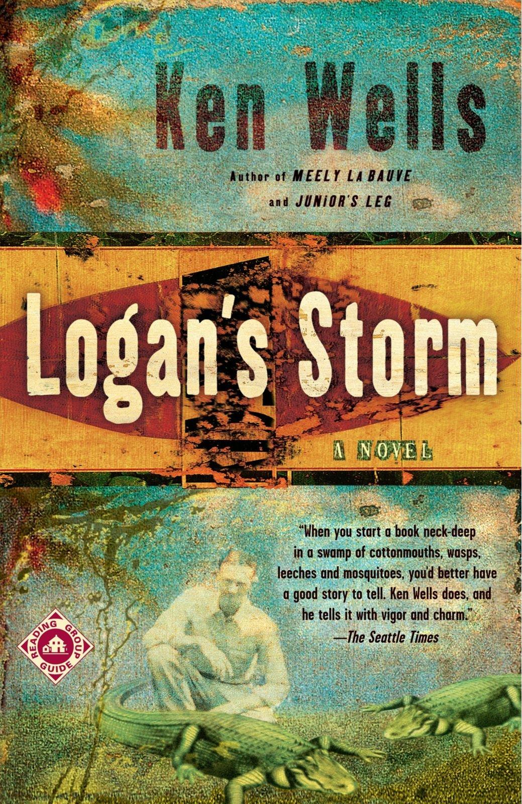Download Logan's Storm: A Novel pdf epub