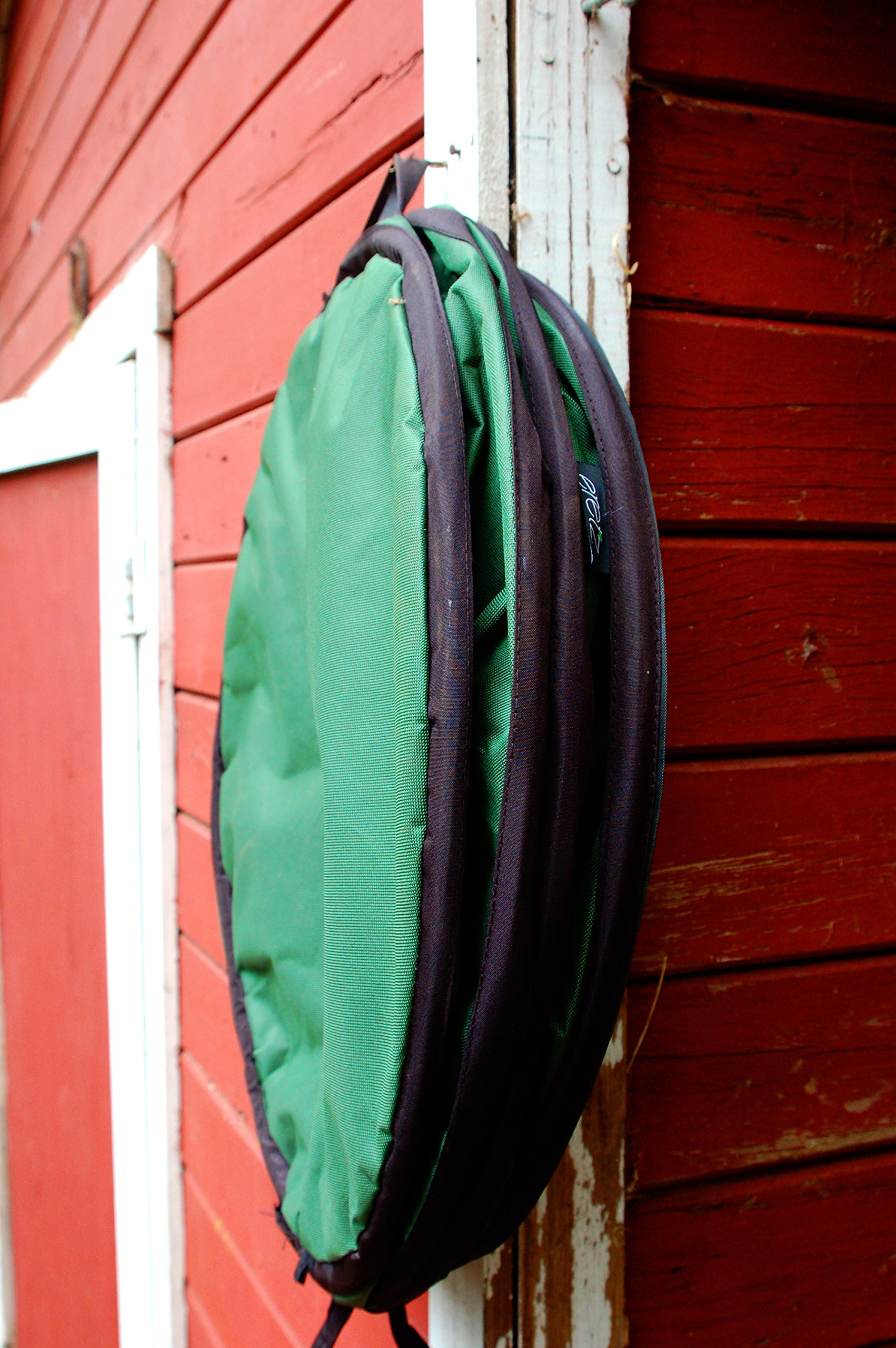 (35 Gallon) Heavy Duty Pop-Up Collapsible Yard & Garden Bag by Eretz (Image #2)
