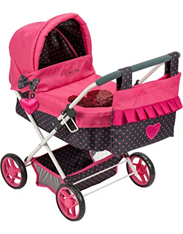 Muñecas Saica 9967 Carro Cuco Little Rock Star