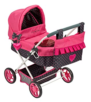 Muñecas Saica- 9967 Carro Cuco Little Rock Star