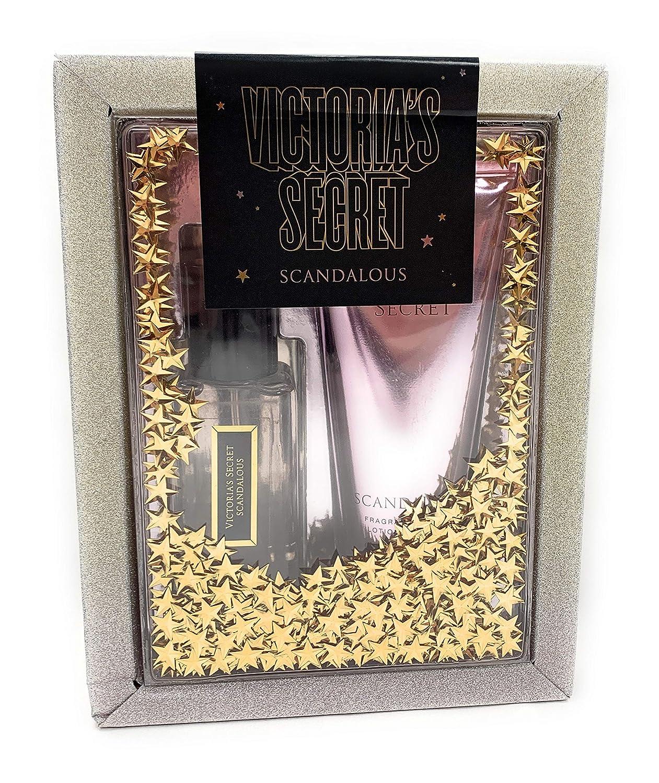 Victoria's Secret Scandalous Fragrance Mist and Lotion 2 Piece Box Set
