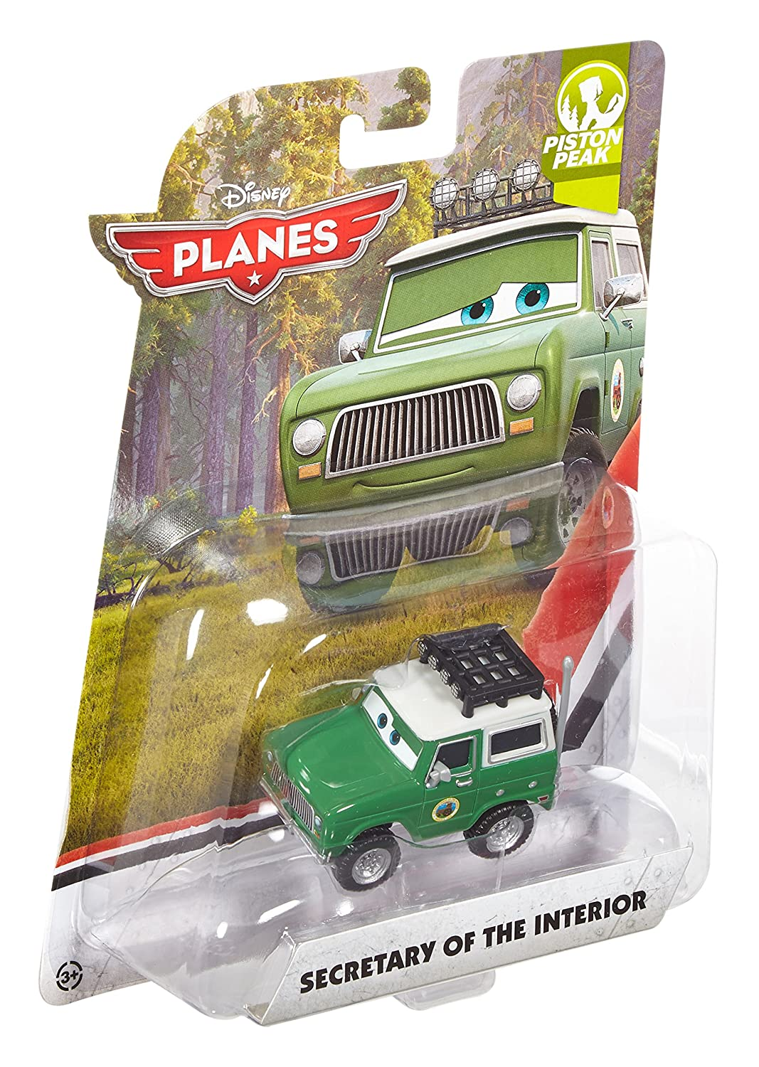 Disney Planes Secretary of the Interior Diecast Vehicle