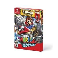 Super Mario Odyssey: Starter Pack