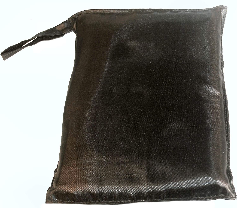 Terrapin Trading Fair Trade Vietnamese Silk Blend Double Sleeping Bag Liner Dark Blue