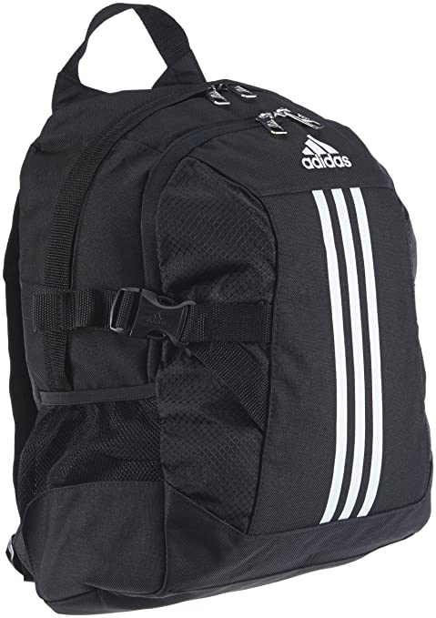 adidas Black and White Kids Casual Backpack (G68779-BP POWER II M-NS)   Amazon.in  Bags 962093d5cfcb2