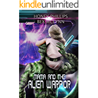 Mama and the Alien Warrior (Treasured by the Alien Book 1)