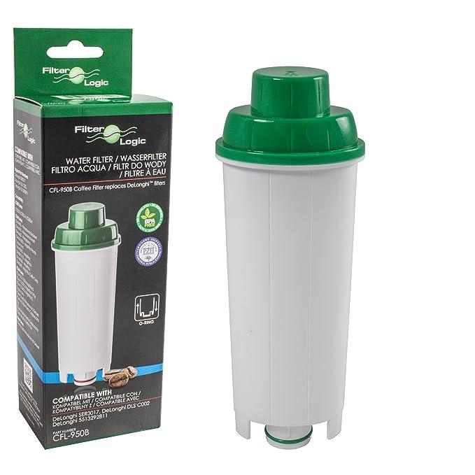 FilterLogic CFL-950B - Filtro de agua para cafetera ...