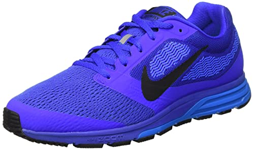 online retailer 21f0a 1193e Nike Air Zoom Fly 2, Scarpe da Corsa Uomo, Azul Negro (Racer  Blue Black-Photo Blue), 49 EU  Amazon.it  Scarpe e borse