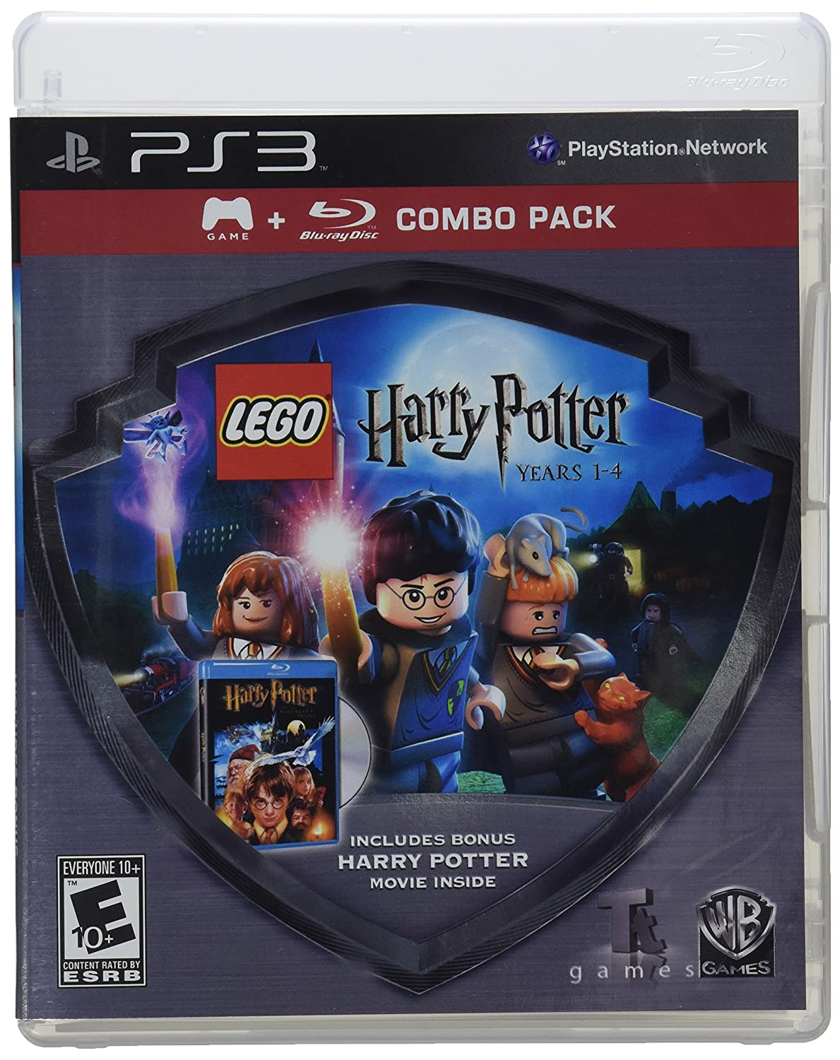 Lego Harry Potter: 1-4 Game/HP Sorcerers Bluray Co USA: Amazon.es: WB Games: Cine y Series TV