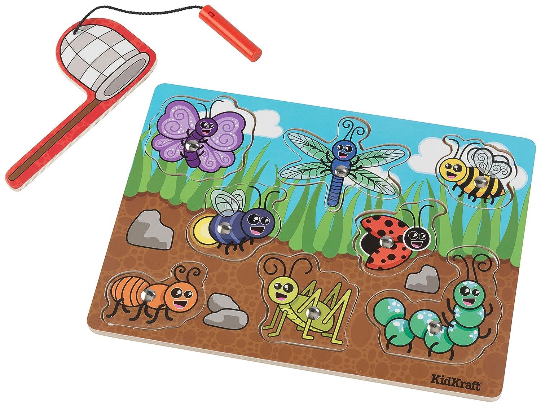 Bug Magnetic Puzzle Kidkraft 63488