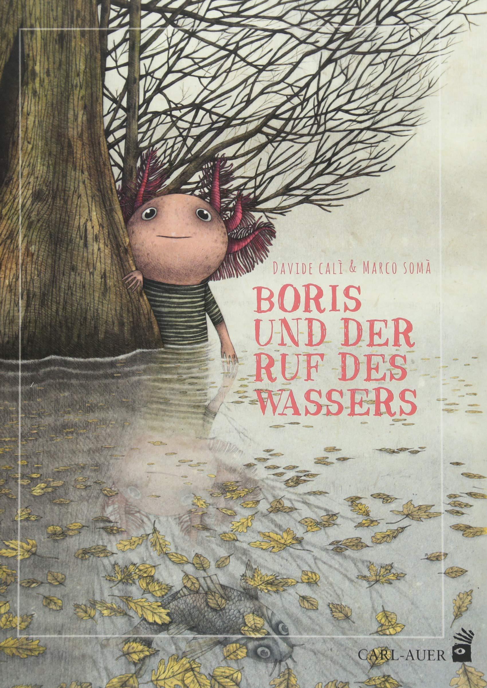Boris und der Ruf des Wassers (Carl-Auer Kids)