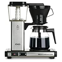 Deals on Technivorm Moccamaster 59691 KB Coffee Brewer, 40 oz