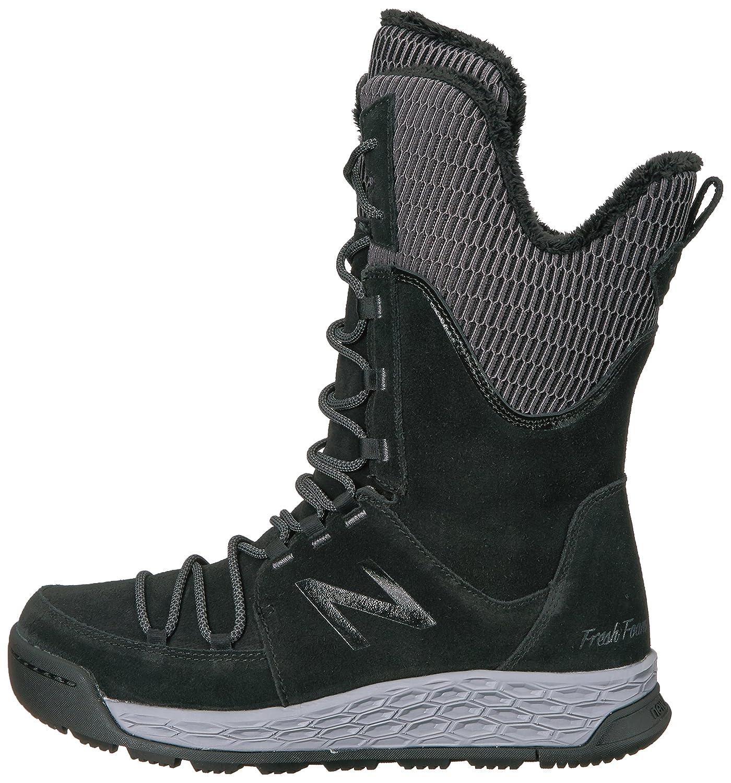 ... New Schaum Balance Damen frische Schaum New BW1100V1 Stiefel Schuhe  schwarz Grau 48c049 ... 29bb1b218c