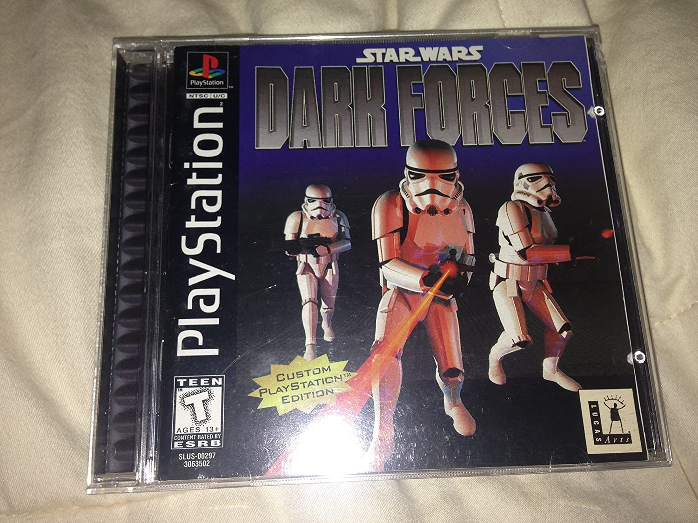 Amazon Com Star Wars Dark Forces Video Games