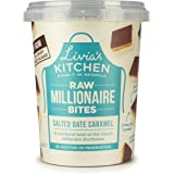Livia's Kitchen Raw Millionaire Bites Salted Date Caramel 200 g (Pack of 2)