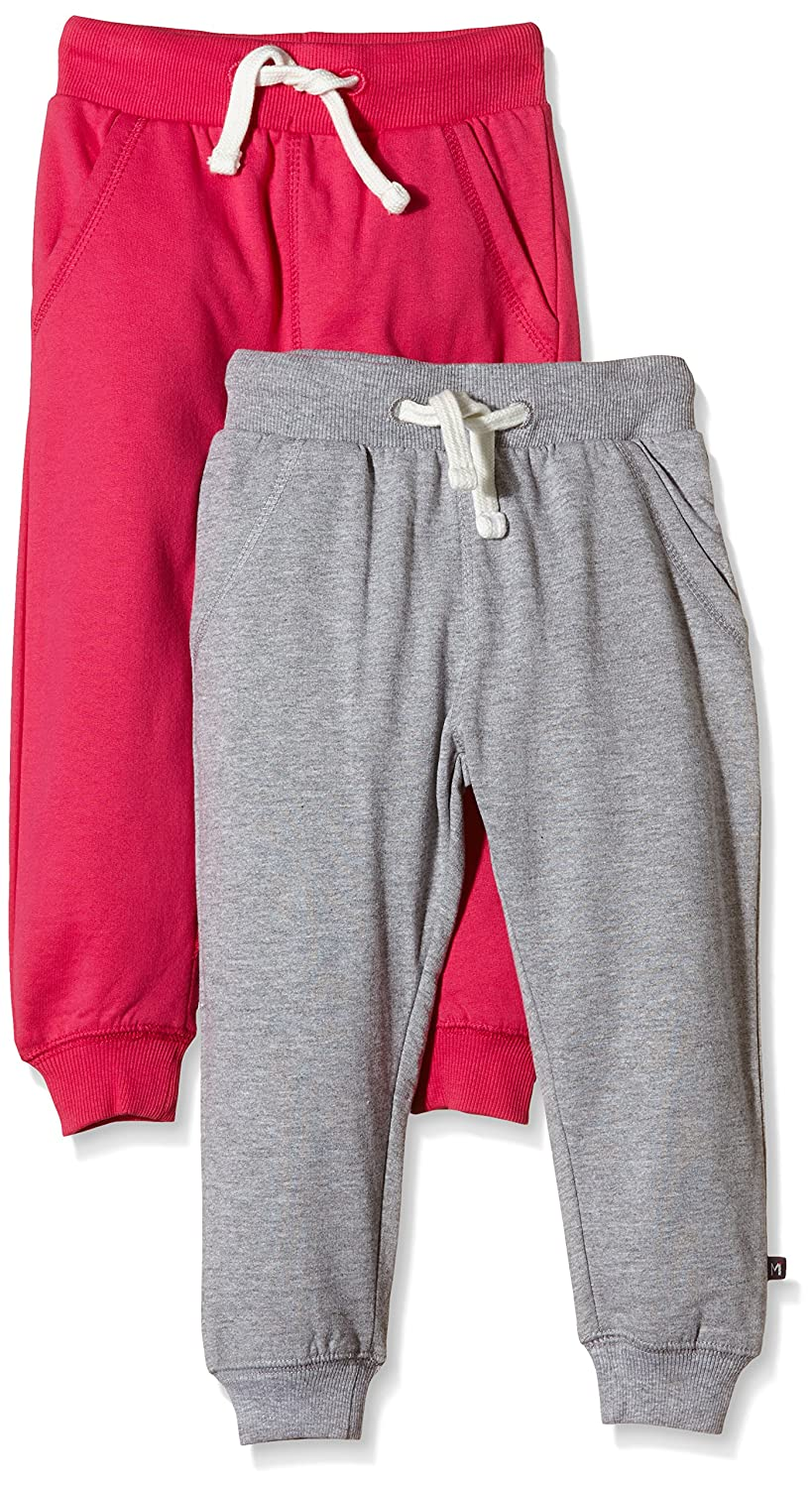 Magic Kids Girl's Sweatpants, Pack of 2 Brands 4 Kids A/S 4131