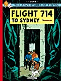 Tintin & Flight 714