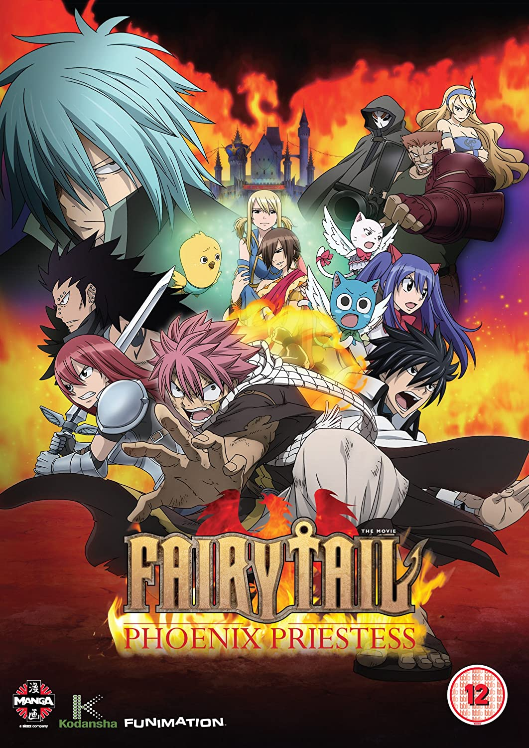 free download fairy tail the movie the phoenix priestess