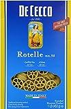 De Cecco Pasta Rotelle No.54, 16 oz