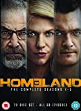 Homeland: The Complete Seasons 1-5 [Edizione: Regno Unito]