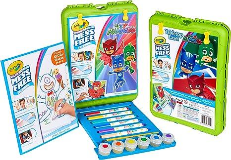 Crayola Colour Wonder PJ Masks Mess Free Colouring Set Kids//Childs Art//Craft NEW