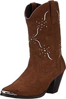 Amazon.com | Dingo Women's Ava Western Boot | Mid-Calf