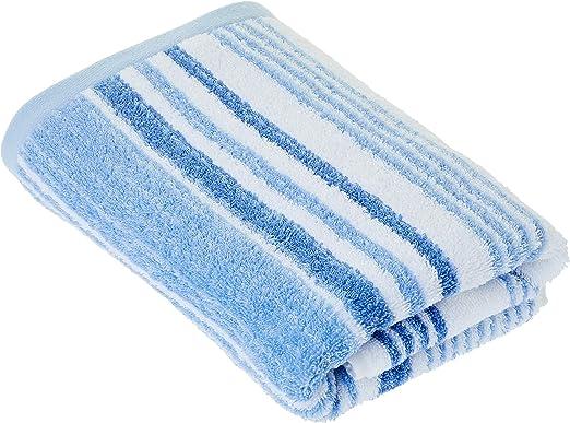 Lasa Home Toalla, algodón, Azul, 50 x 100 x 1 cm: Amazon.es: Hogar