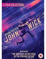 John Wick 1/2/3 Triple Boxset